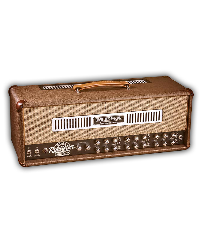 Buy mesaboogie Dual Rectifier Head Cocoa Brown Melody House