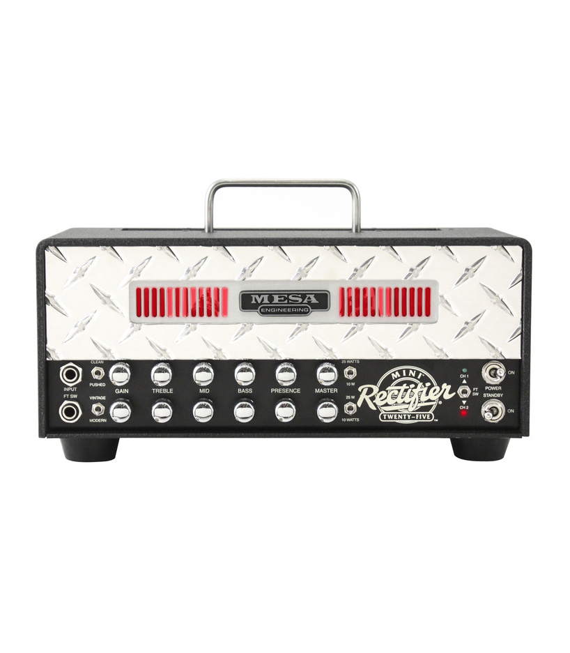 Mesaboogie - Mini Rectifier 25 Watt Tube Head