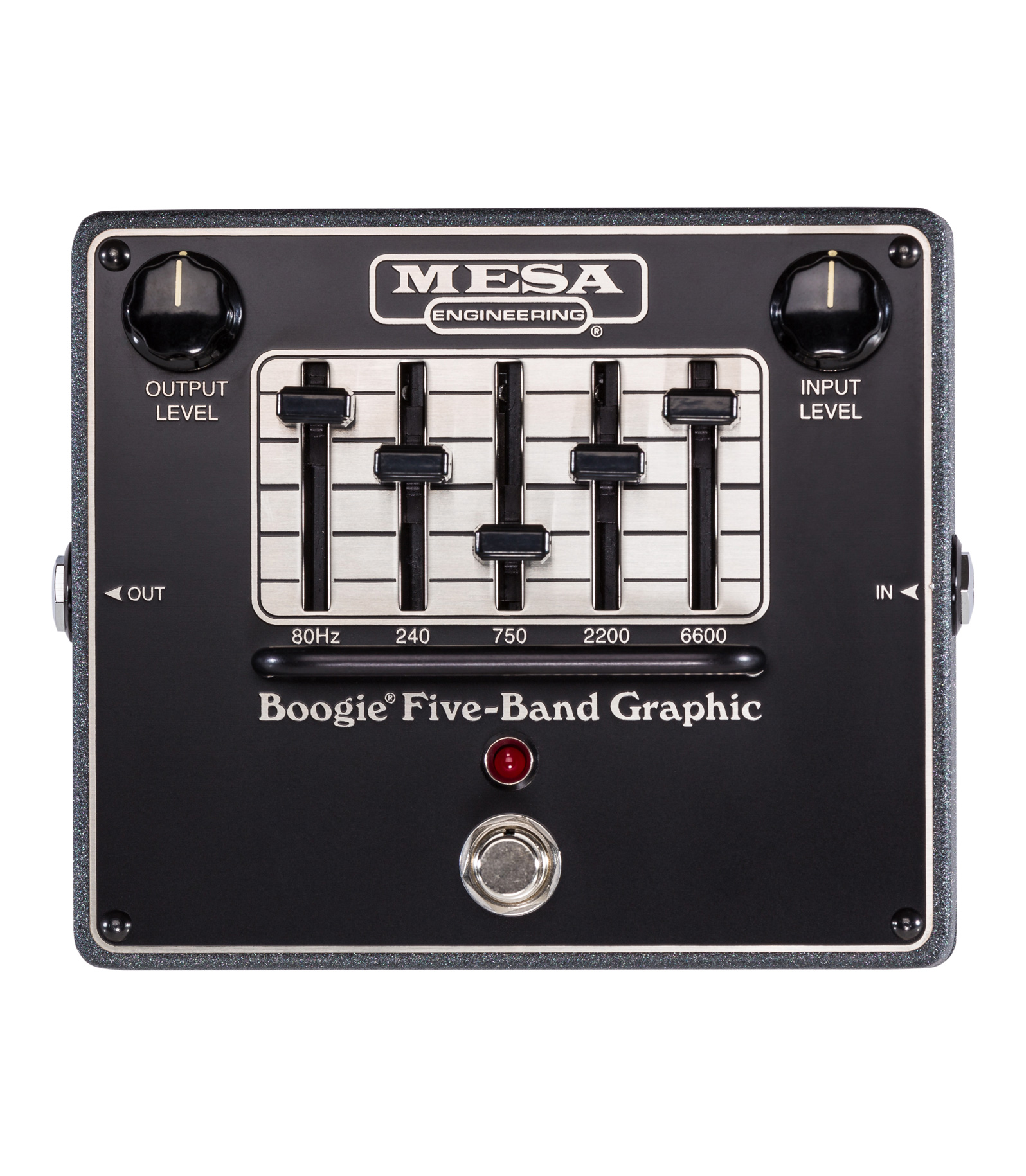 Buy mesaboogie Boogie 5 Band Graphic EQ Pedal Melody House
