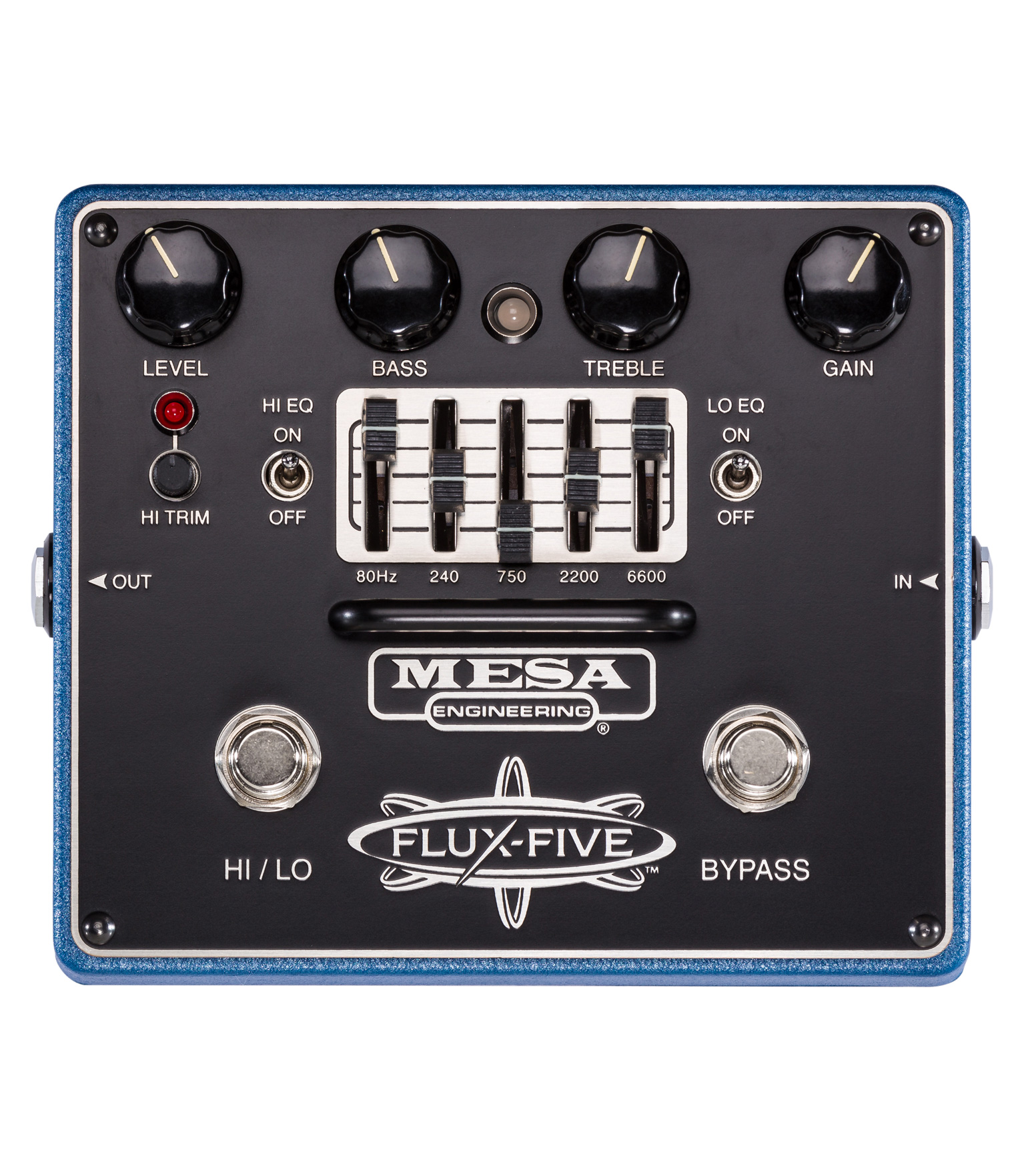 Buy mesaboogie Flux Five Overdrive Pedal Melody House
