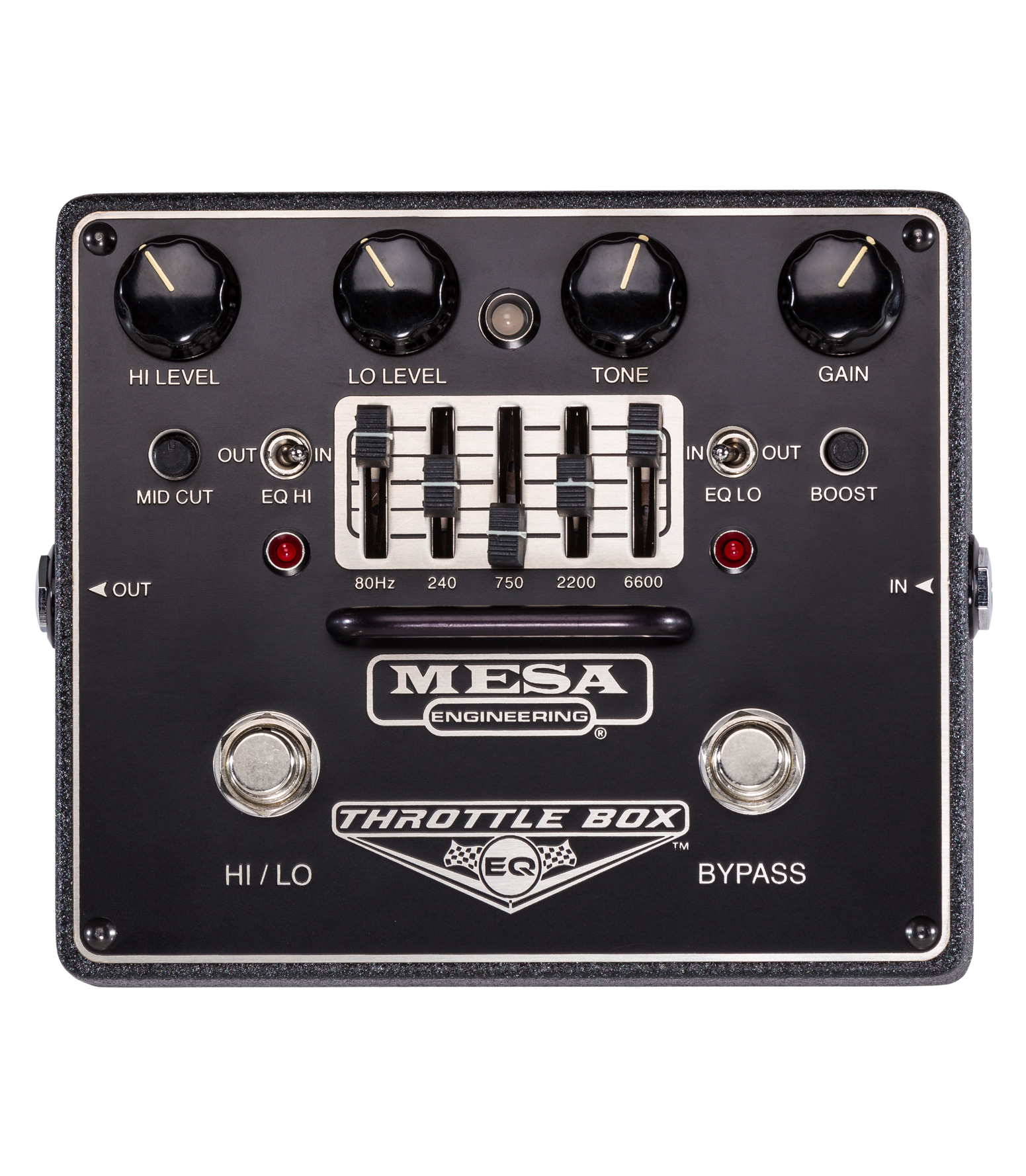 buy mesaboogie throttle box eq 5 band graphic pedal