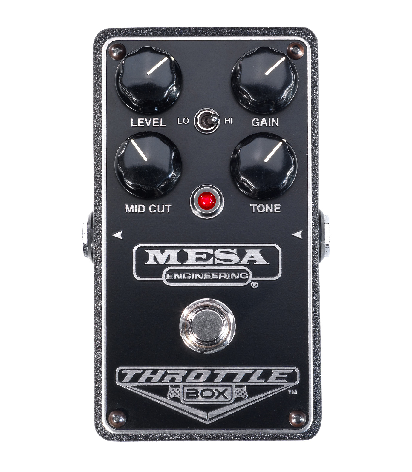 Mesaboogie - Throttle Box Distortion Pedal - Melody House Musical Instruments