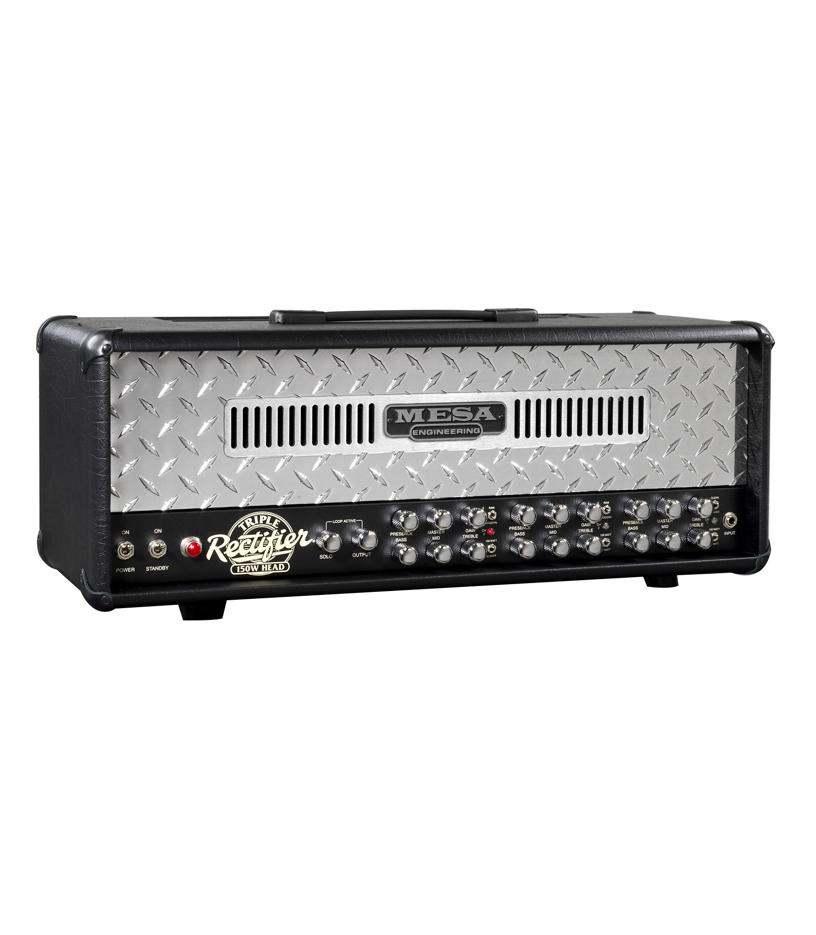 mesaboogie - Triple Rectifier Head - Melody House