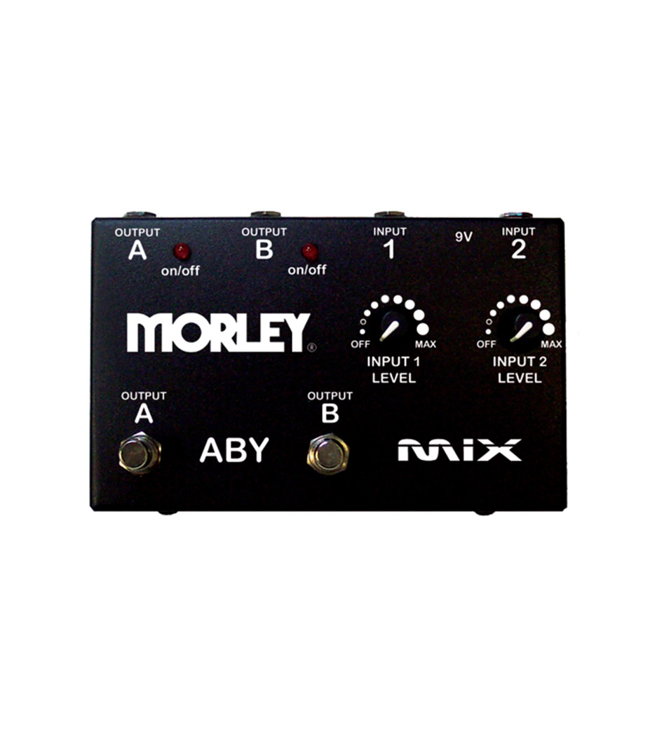 Buy morley ABY MIX Mixer Combiner Melody House