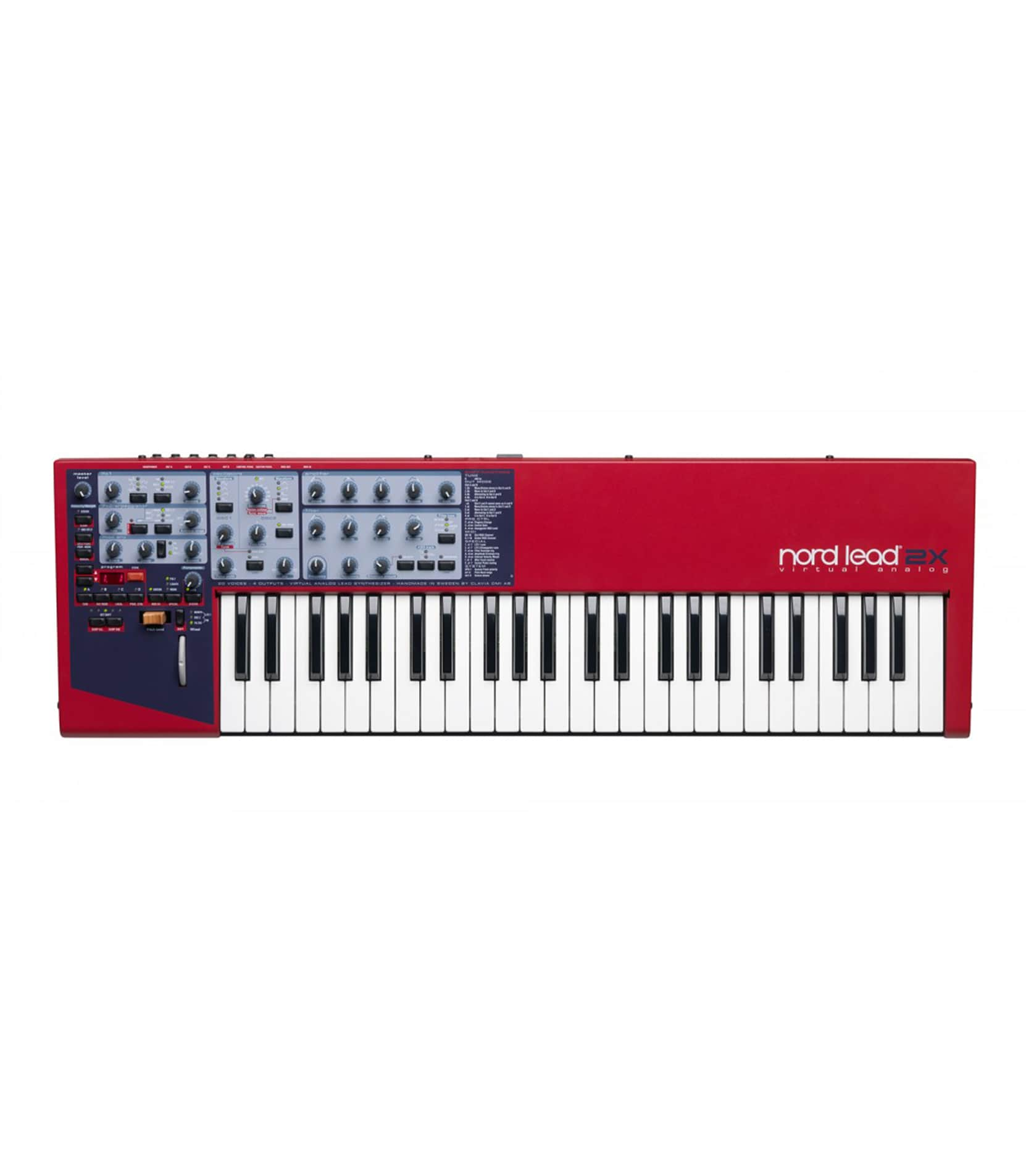 Buy nord Lead 2X Virtual Analog Synthesizer Melody House