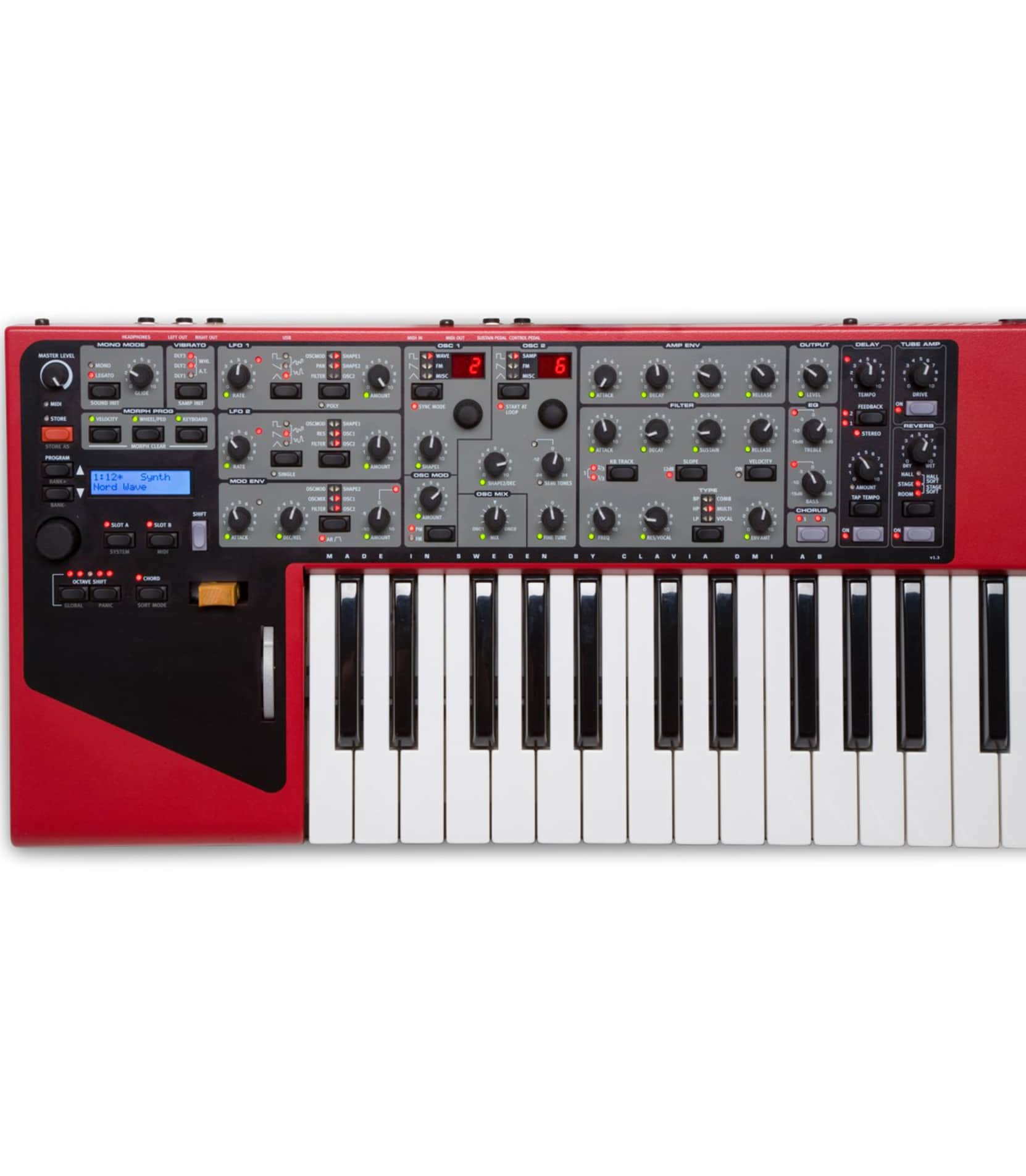 Buy Nord Synths Modules Wave Synthesizer - Online at Best Price in