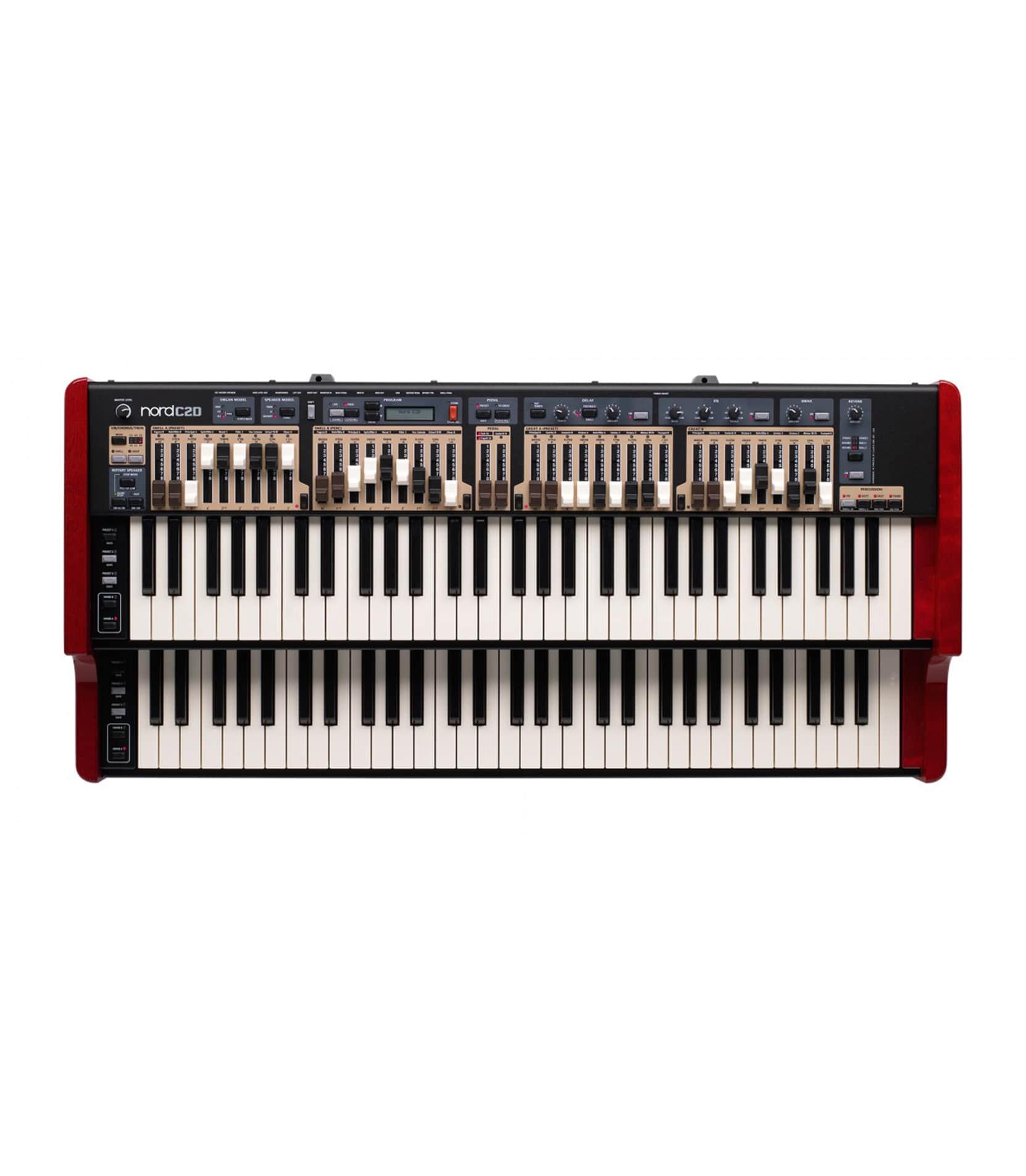 buy nord c2d dual manual combo organ