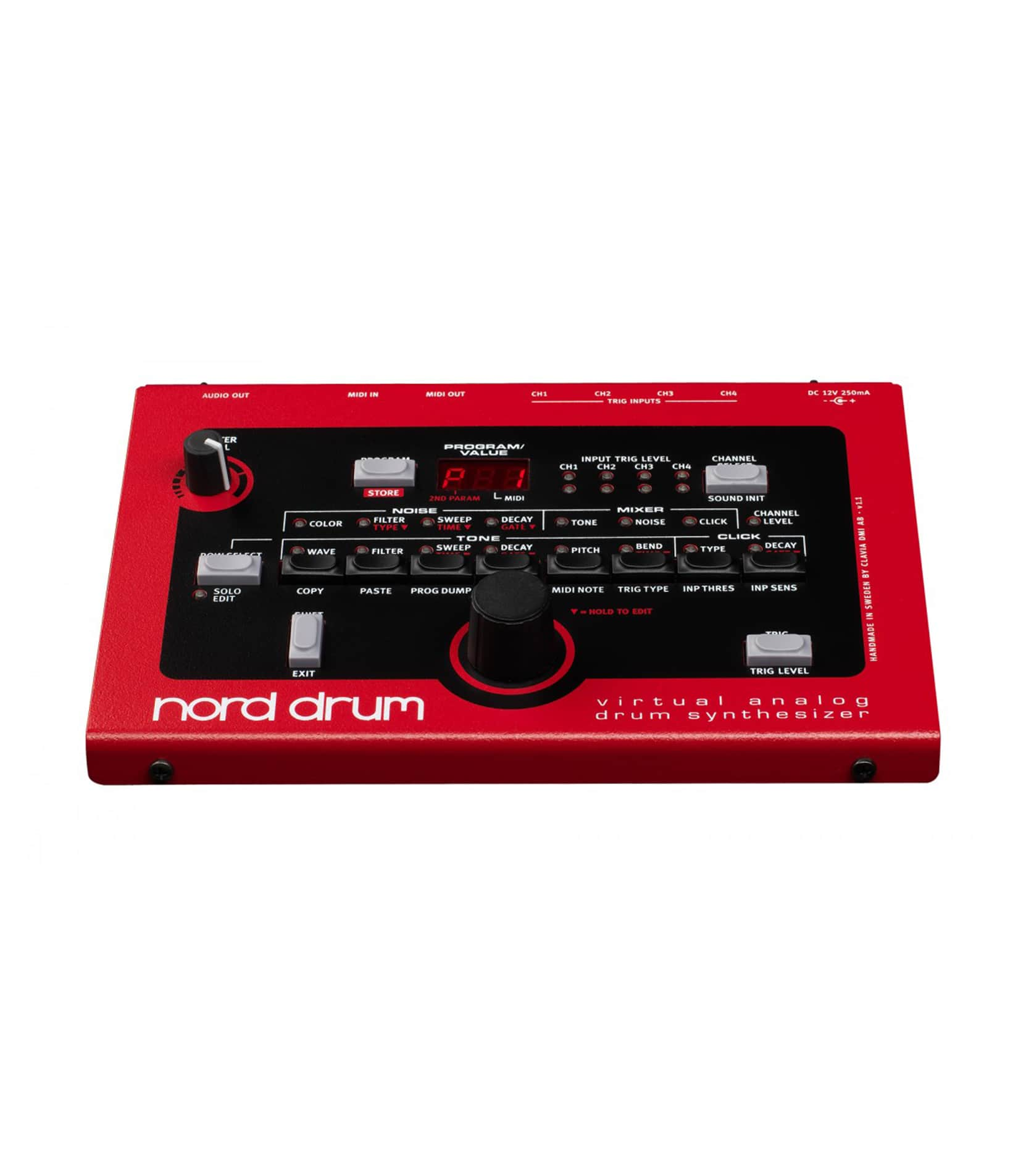 Nord - Nord Drum Virtual Analog Drum Synthesizer - Melody House