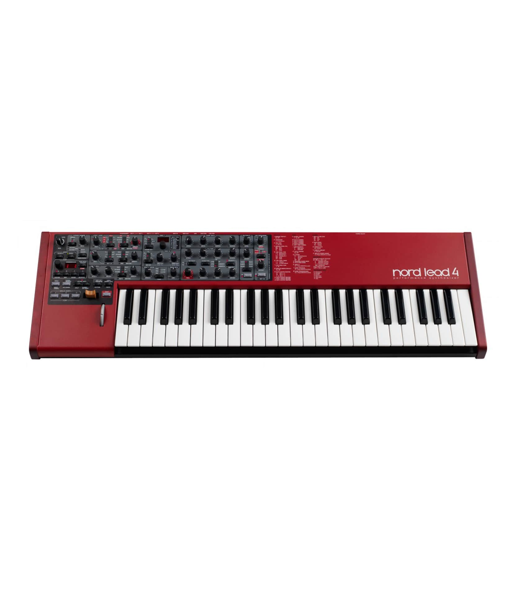 Melody House Musical Instruments Store - Lead 4 Performance Synthesizer