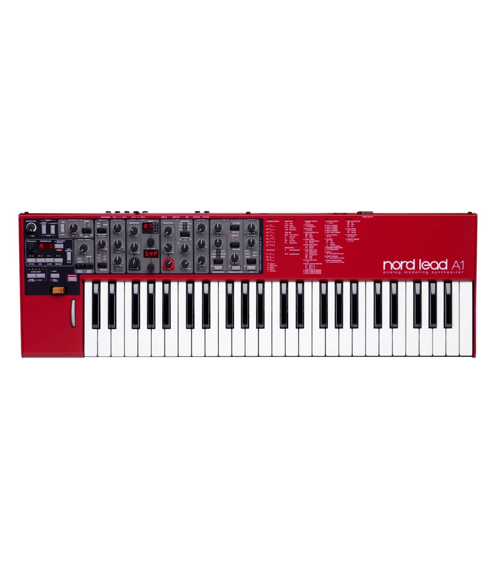 Buy nord Lead A1 Analog Modeling Synthesizer Melody House