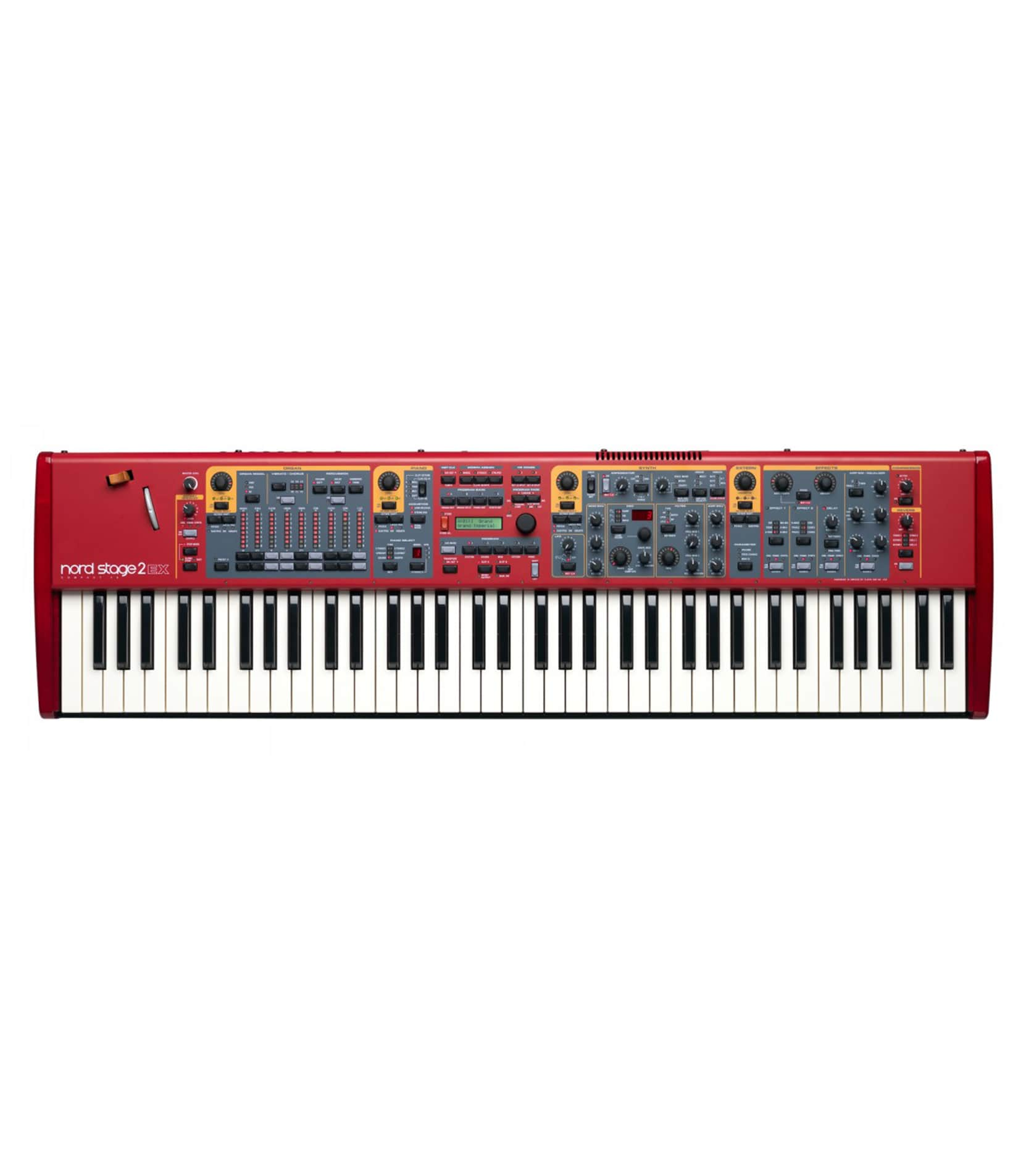 Buy nord Stage 2 EX Compact UK Plug Melody House