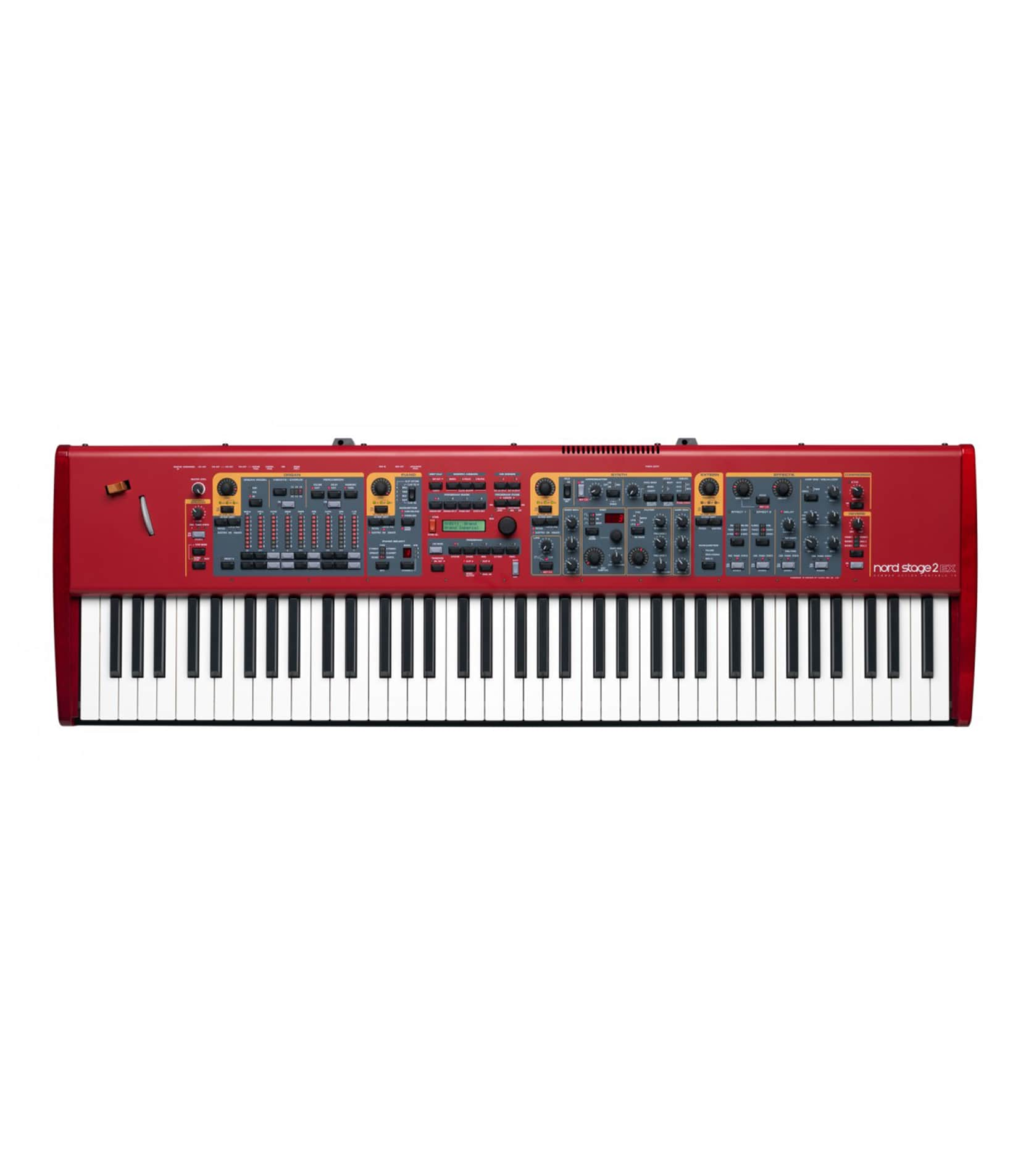 Buy nord Stage 2 EX HP 76 Key Stage Piano Melody House