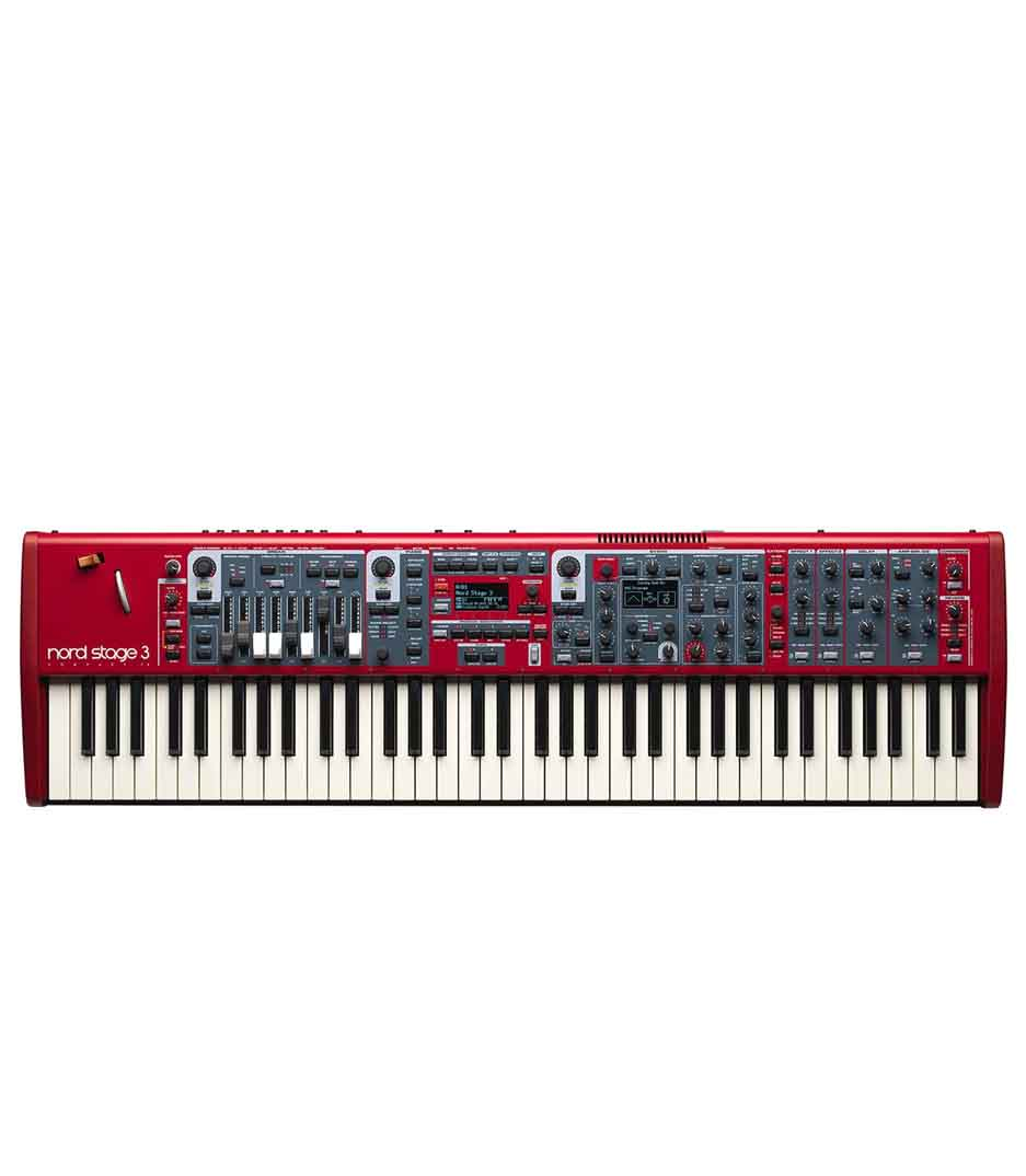 buy nord stage 3 73 key compact stage piano uk plug