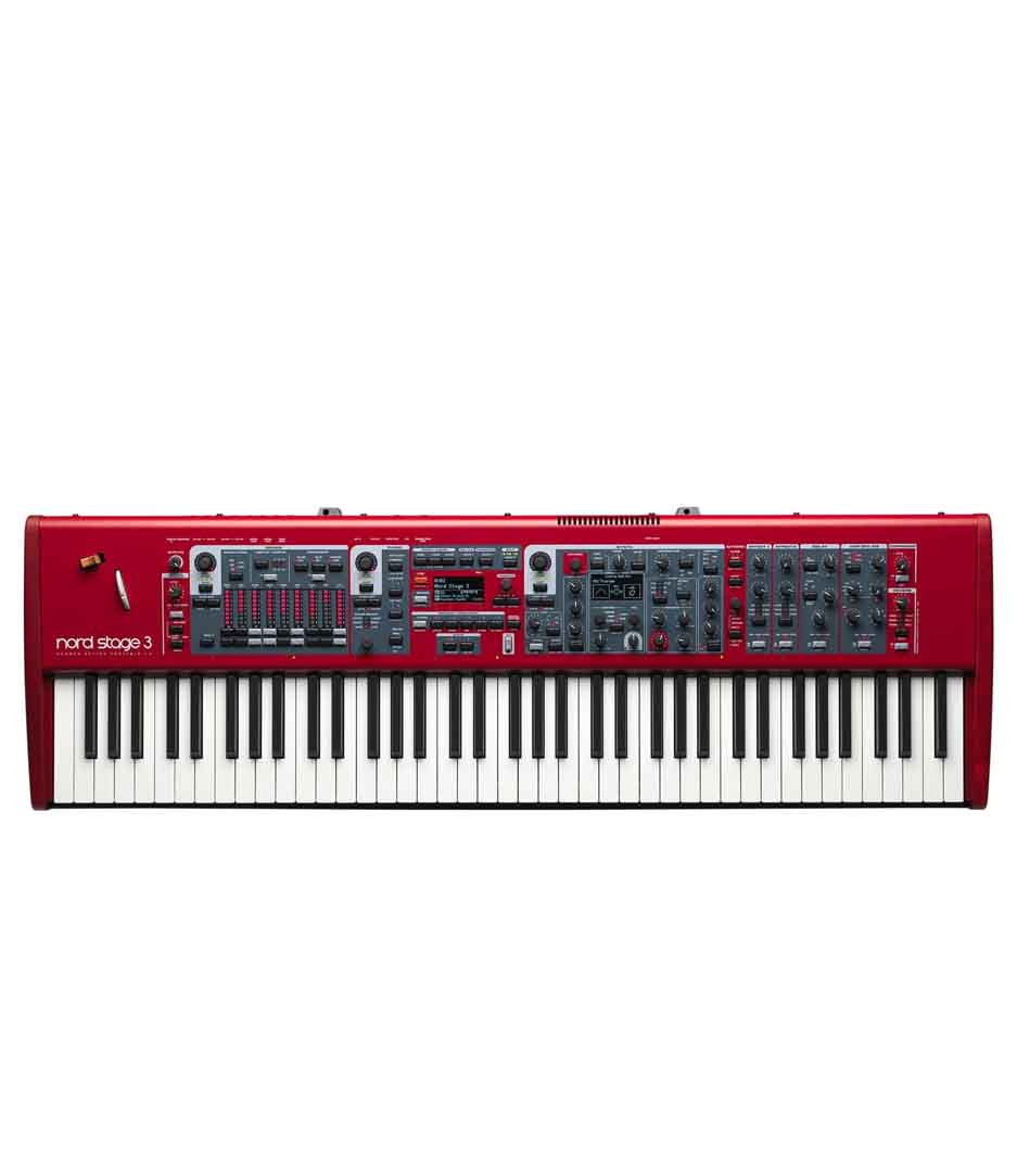 buy nord stage 3 hp 76 key stage piano uk plug