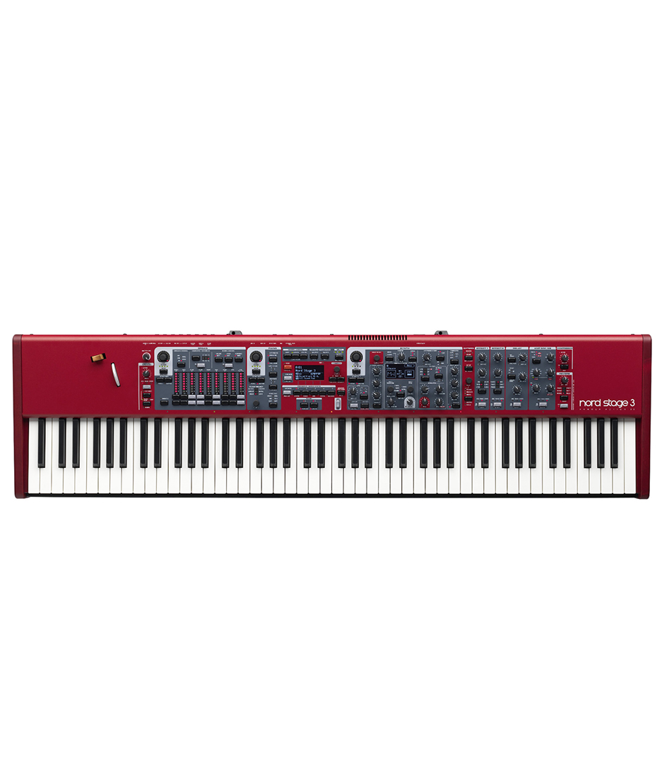 buy nord stage 3 88 key stage piano uk plug
