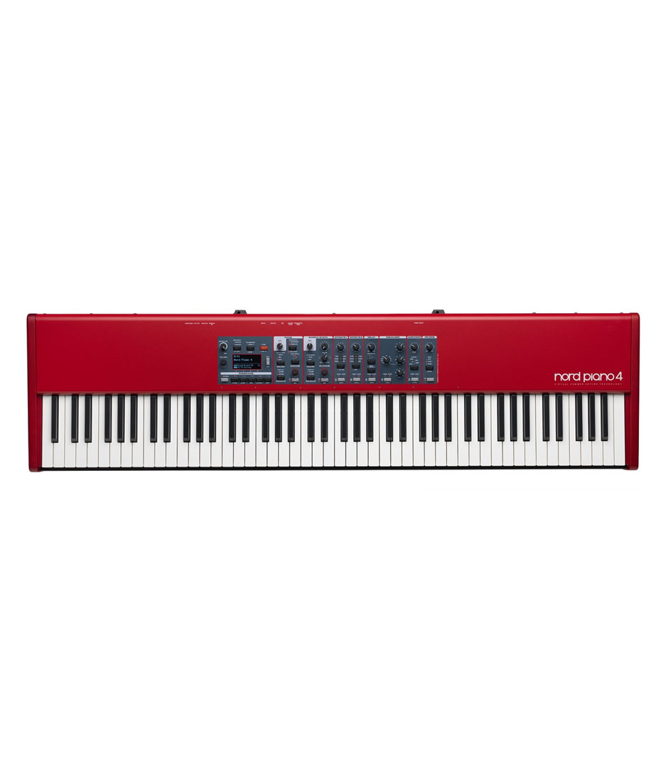 Buy nord Piano4 88Keys Hammer Action Triple Sensor keyboard Melody House
