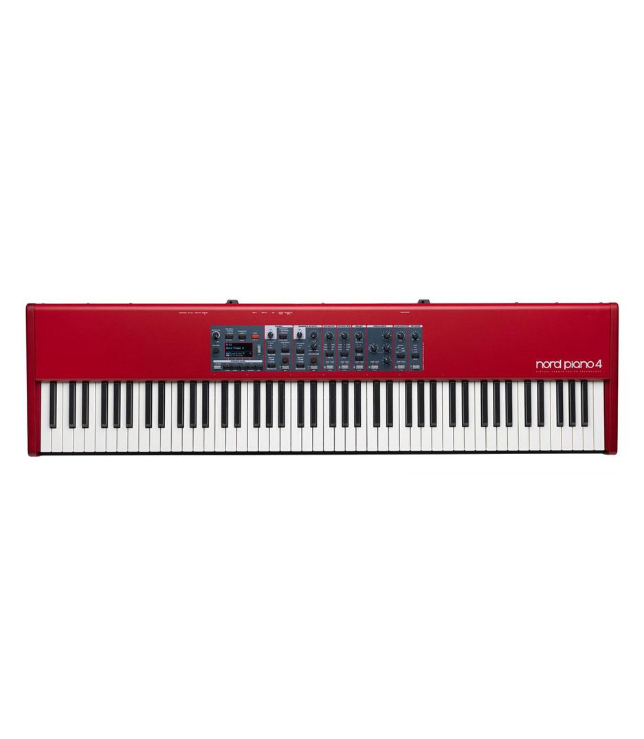 buy nord piano4 88keys hammer action triple sensor keyboard