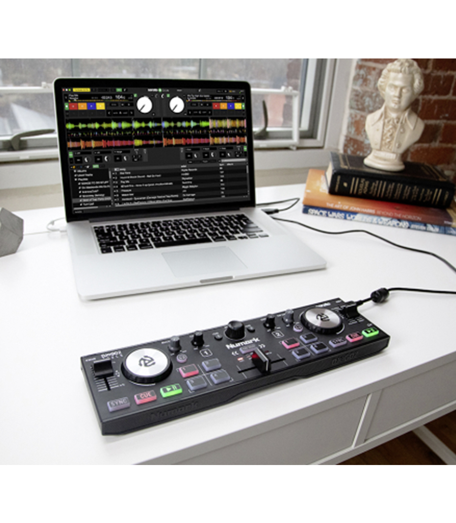 Numark - DJ2GO2TOUCH - Melody House Musical Instruments
