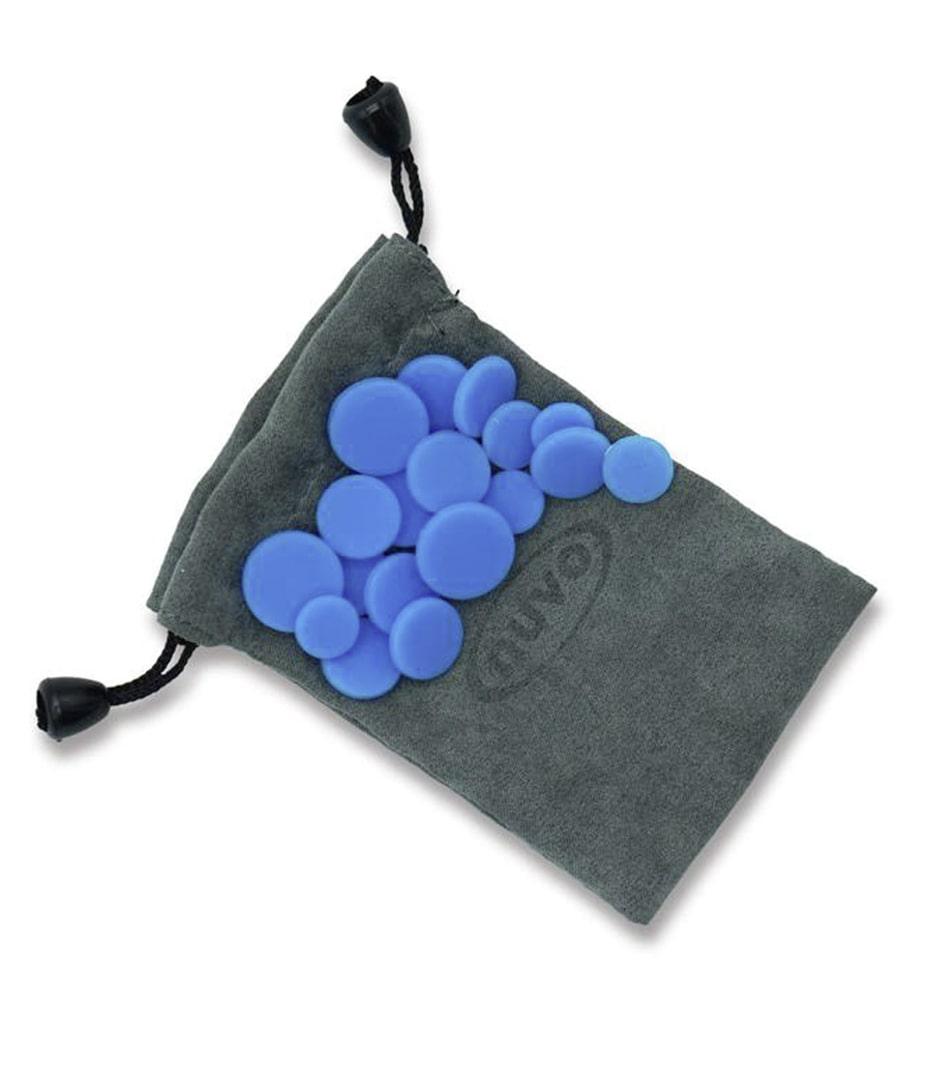 buy nuvo n225kcbl coloured key caps set blue
