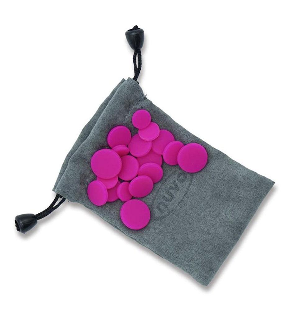 buy nuvo n225kcpk coloured key caps set pink