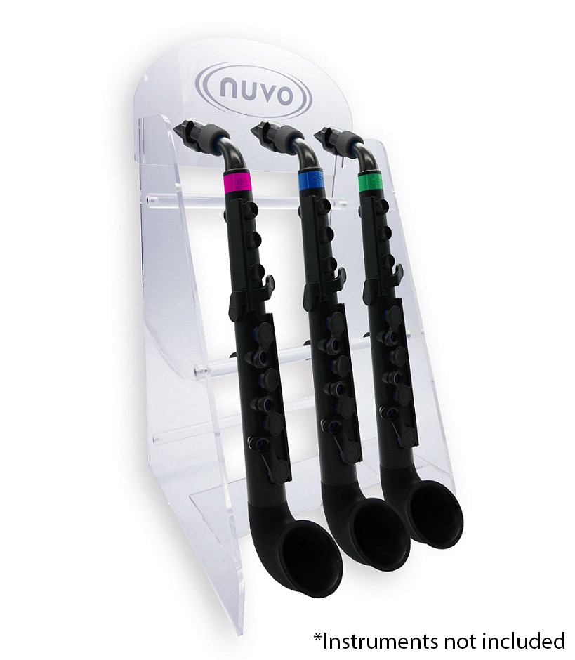 Buy nuvo Acrylic Retail Display 3 x jSax Melody House