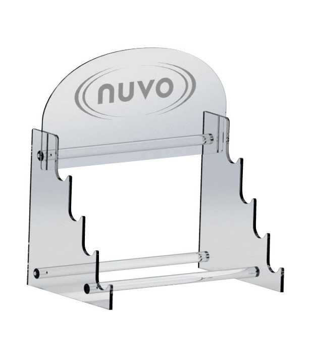 Buy nuvo Acrylic Retail Display Horizontal 4 x Flute Clari Melody House