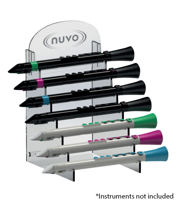 Buy nuvo Acrylic Retail Display 7 x TooT DooD Melody House