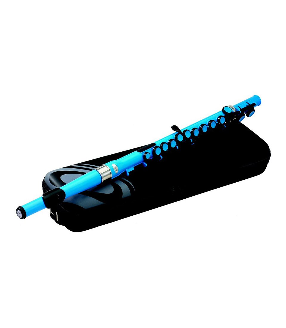 Buy Nuvo Student FluteElectric Blue Melody House