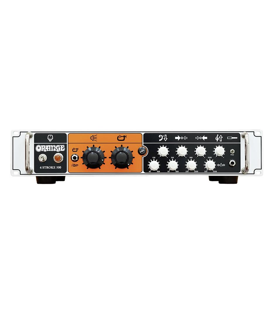 Orange - 4 STROKE 500