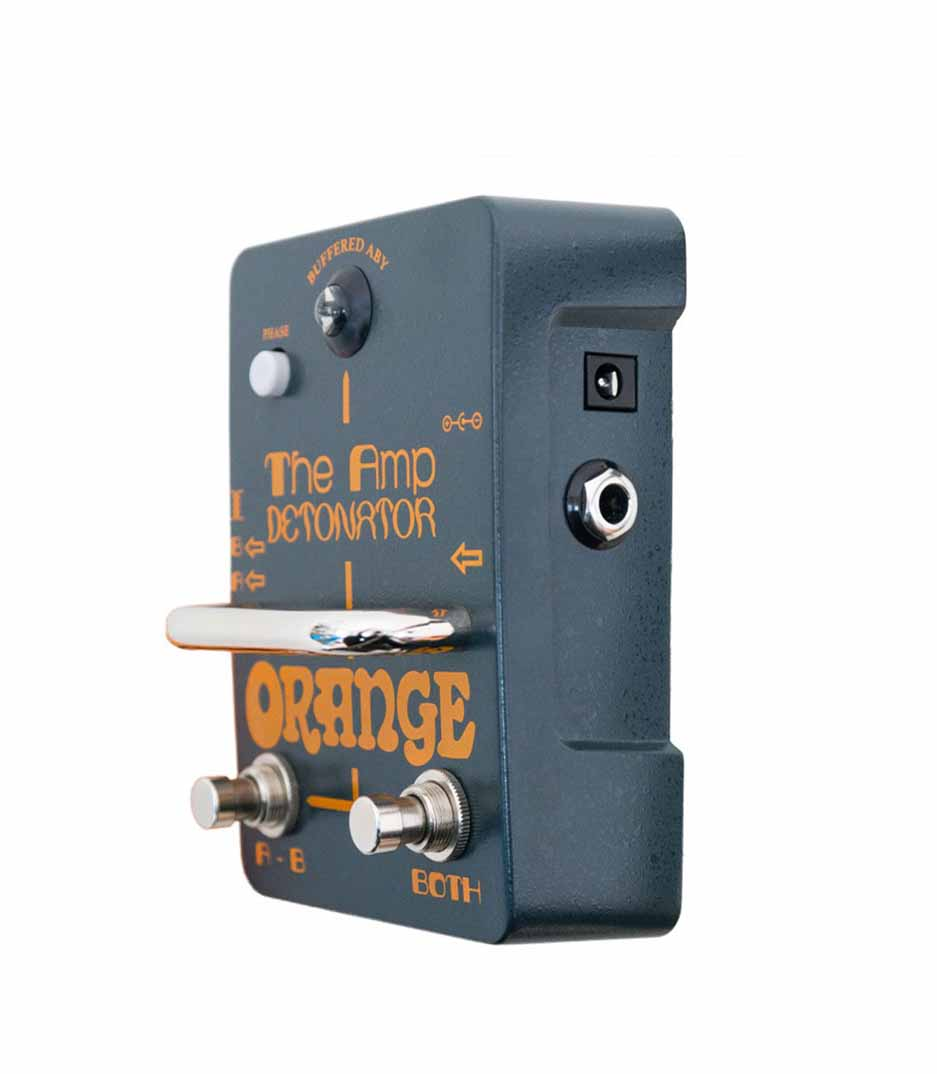 Orange - Amp Detonator - Melody House Musical Instruments