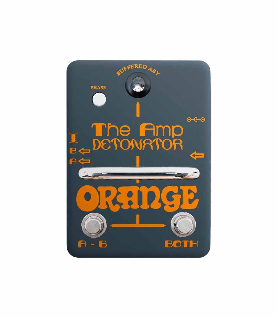 Buy orange music Amp Detonator Melody House