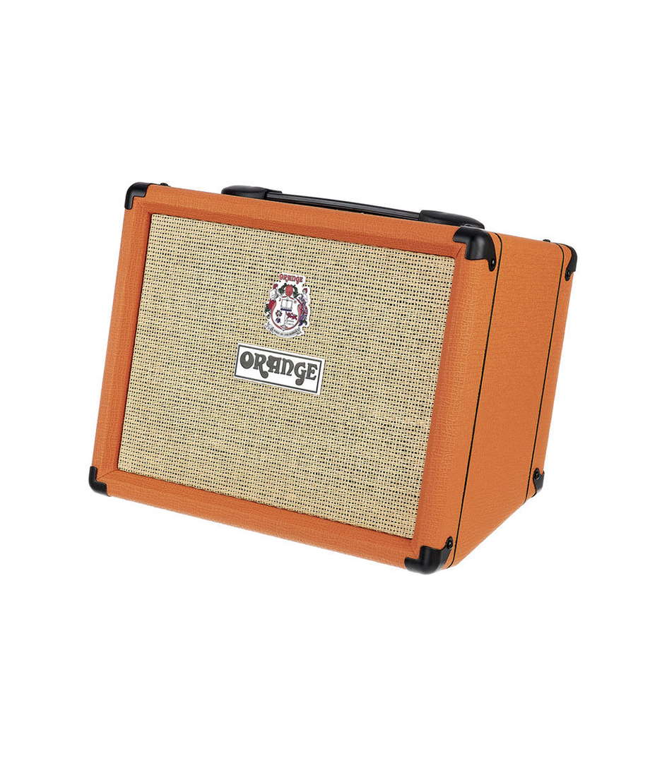 Orange - CRUSH ACOUSTIC 30 Twin Channel 30w 1 x 10 Acousti - info@melodyhousemi.com