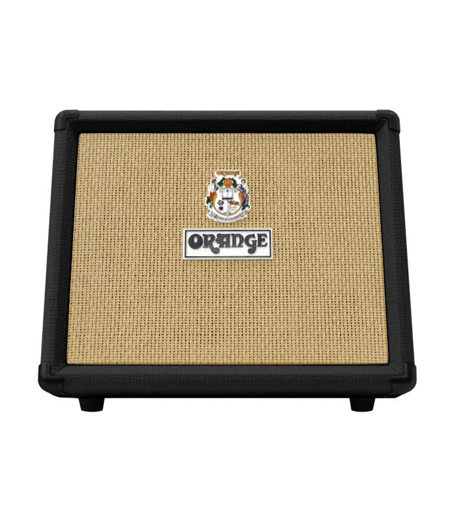Orange Music - CRUSH ACOUSTIC 30 BK Twin Channel 30w 1 x 10 Acou