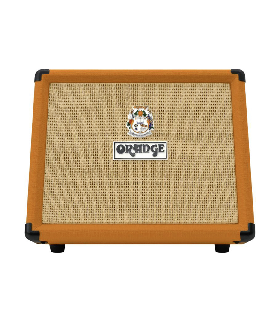 Buy Orange - CRUSH ACOUSTIC 30 Twin Channel 30w 1 x 10 Acousti