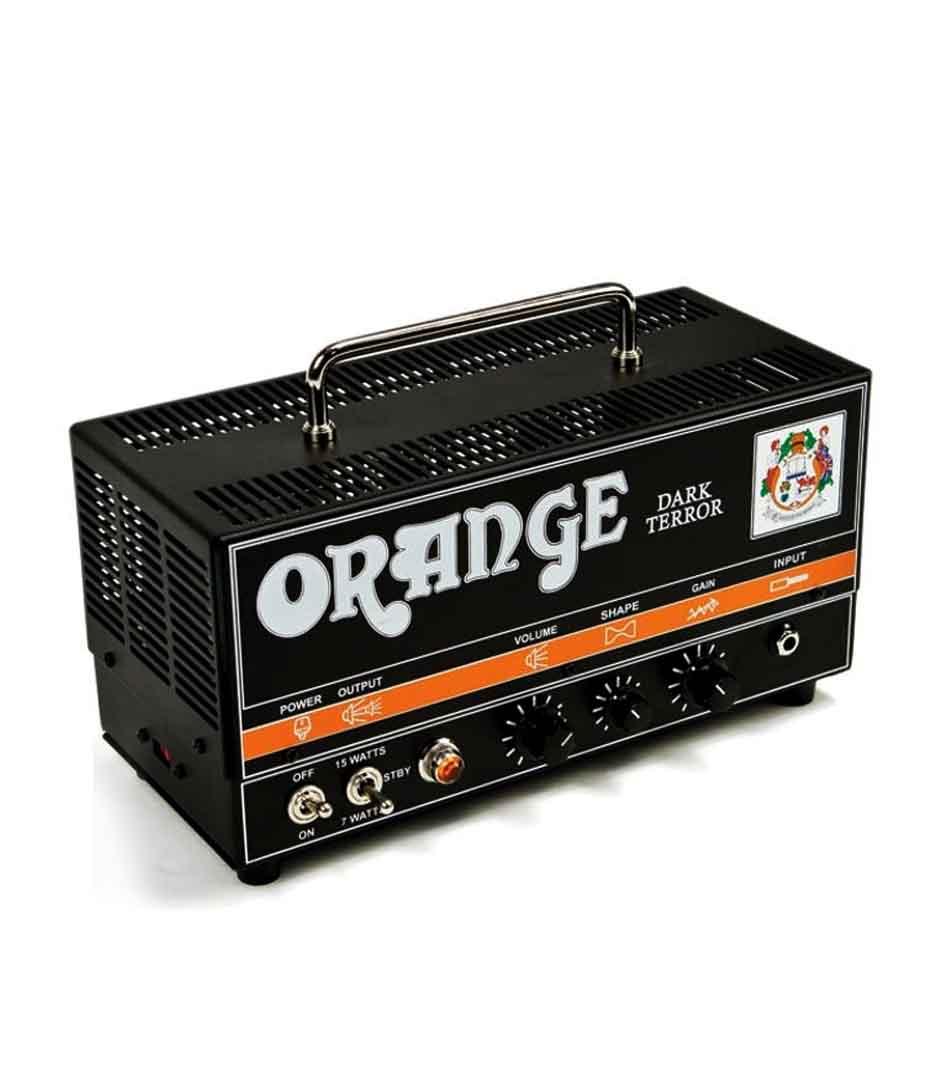 Orange - Dark Terror - Melody House Musical Instruments