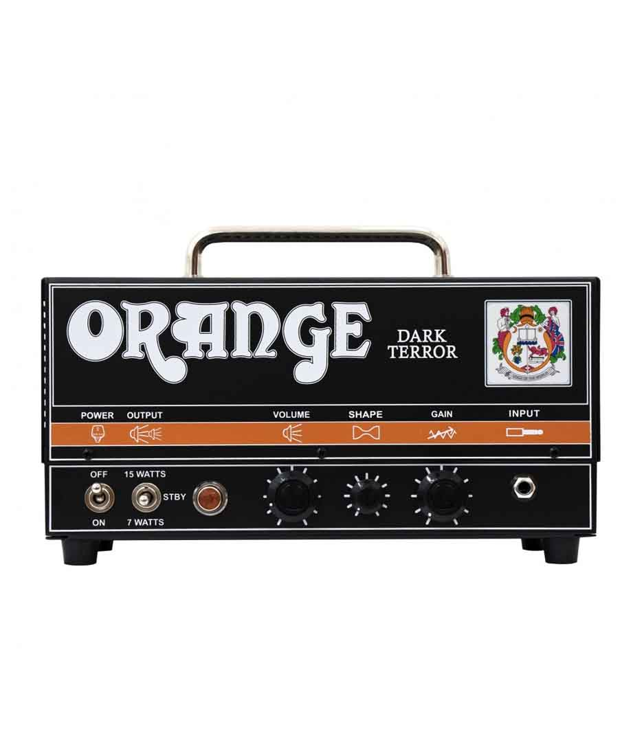 Buy orange music Dark Terror Melody House