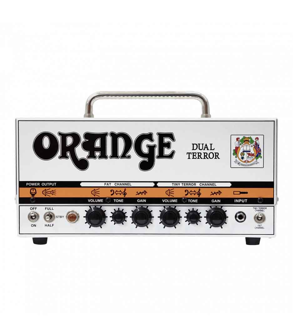 Buy orange music Dual Terror Melody House
