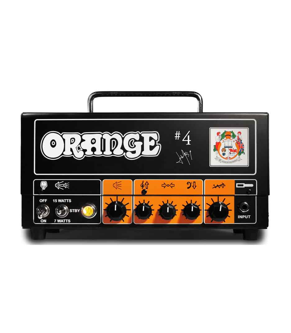 Buy orange music Jim Root Terror Melody House