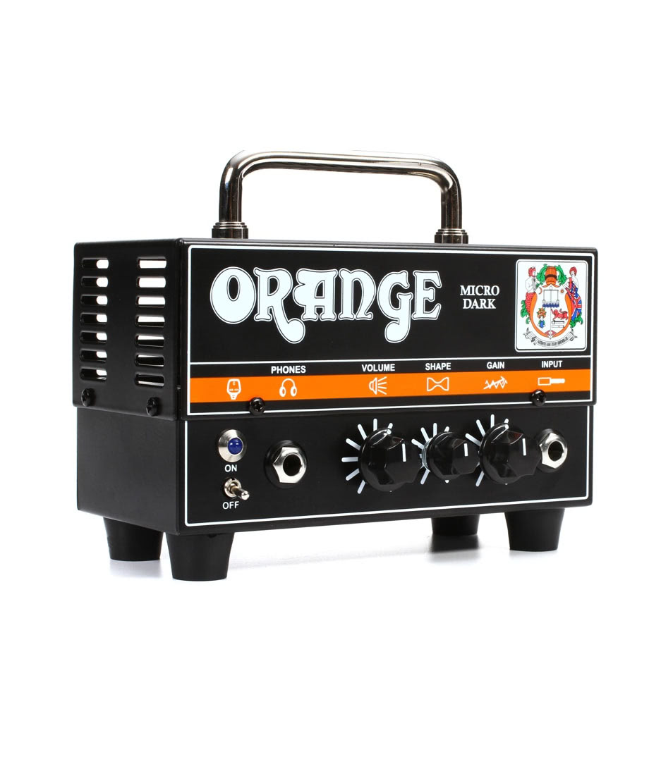 Buy Orange Music - Micro Dark Valve Hybrid Guitar Amp Head