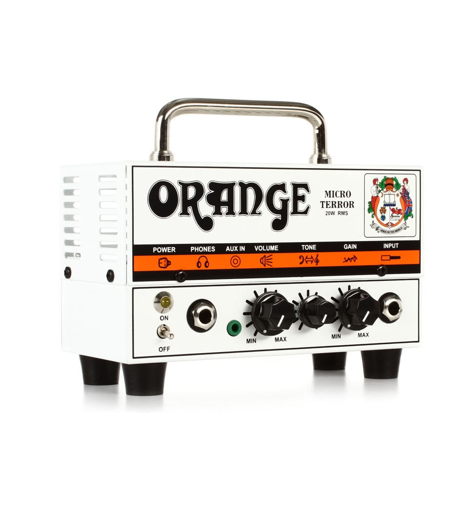 Buy orange music Micro Terror Melody House