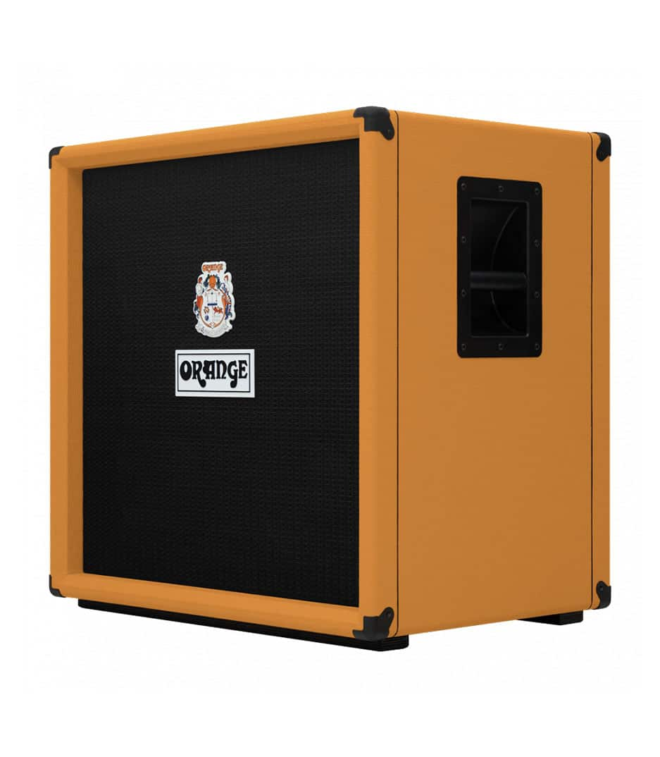 Orange - OBC 410 H Bass speaker cabinet