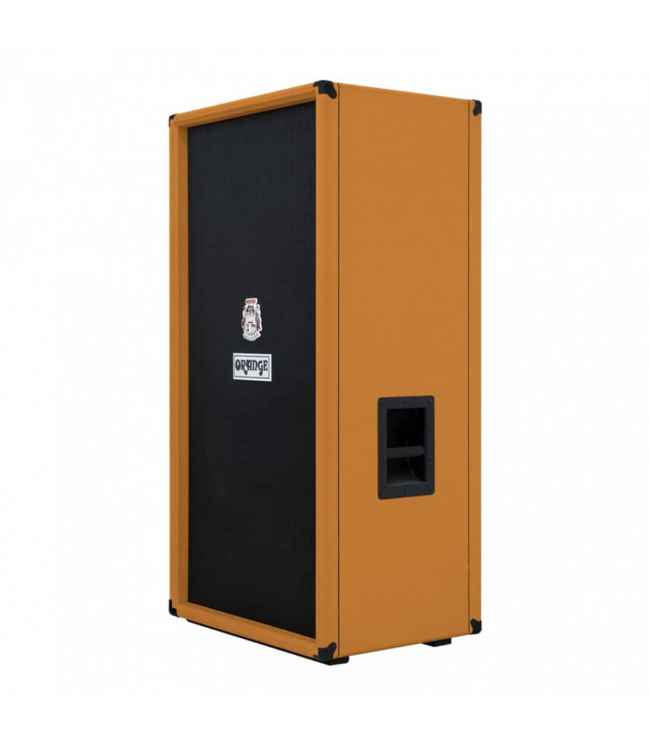 Orange - OBC810 Bass speaker cabinet