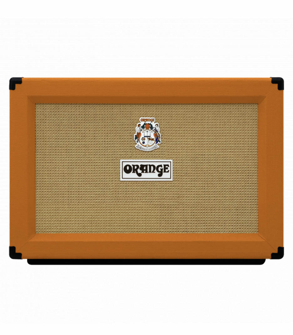 Orange Music - PPC212 UK Guitar Speaker Cabinet 120 Watt 2x12