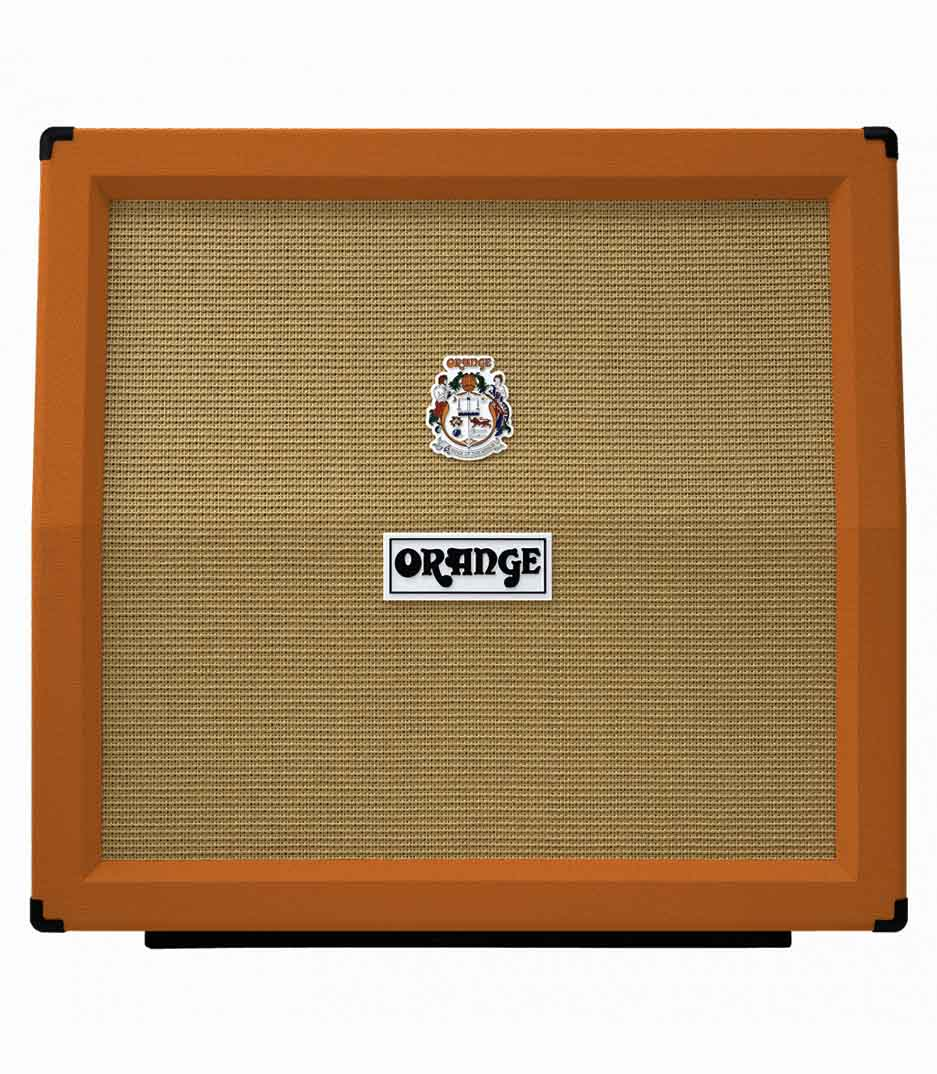 Orange Music - PPC412AD Guitar Speaker Cabinet 240 Watt 4 x12