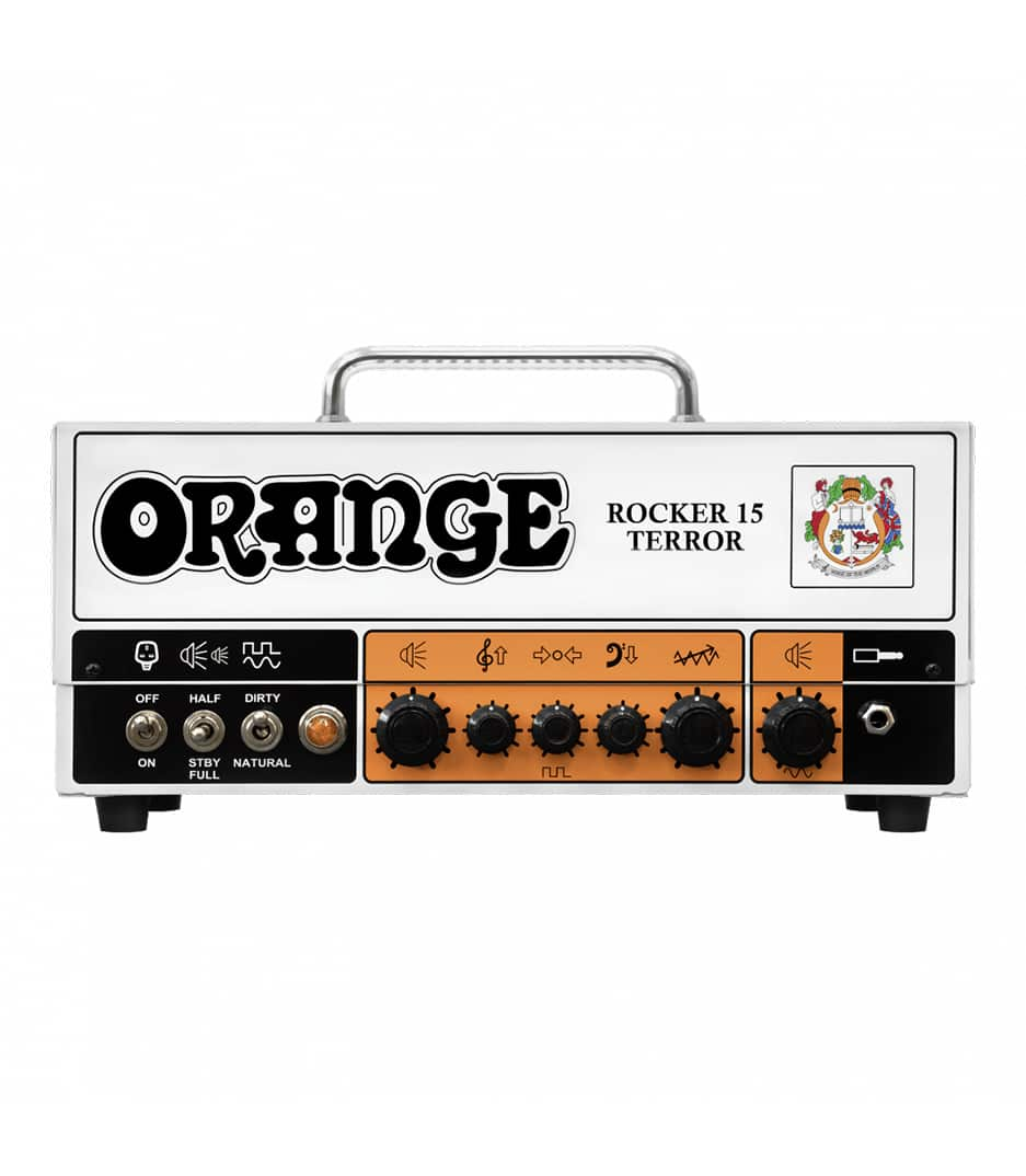 Orange Music - Rocker 15 Terror Head