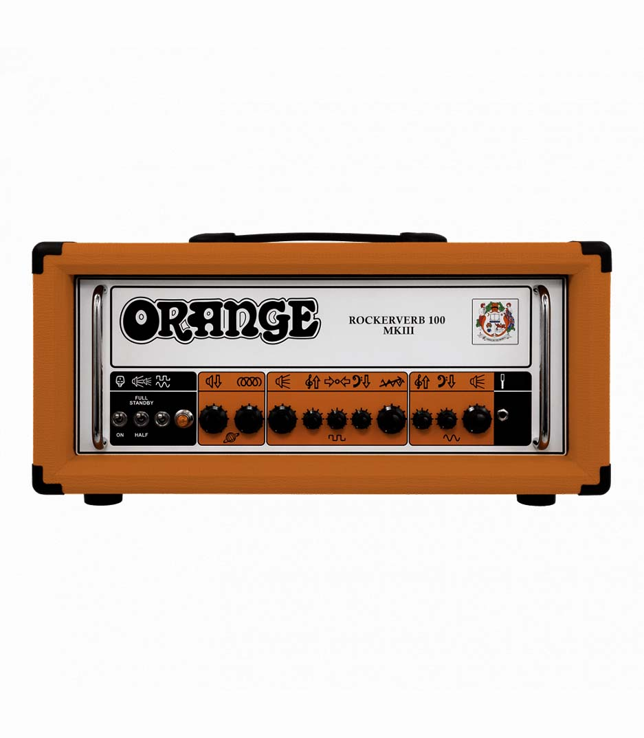 Buy orange music Rockerverb 100 MKIII Guitar Tube Amp 100 Watt Melody House