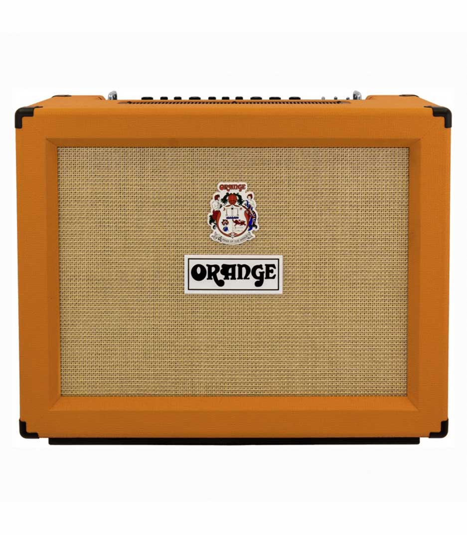 Buy orange music Rockerverb 50C MKIII Guitar Tube Combo Amp 50 Watt Melody House