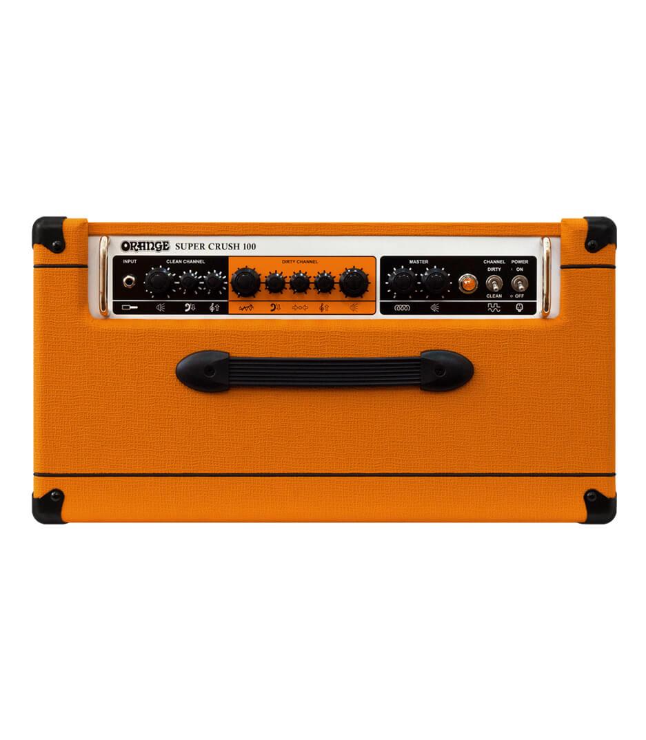 Orange - SUPER-CRUSH-100-C - Melody House Musical Instruments
