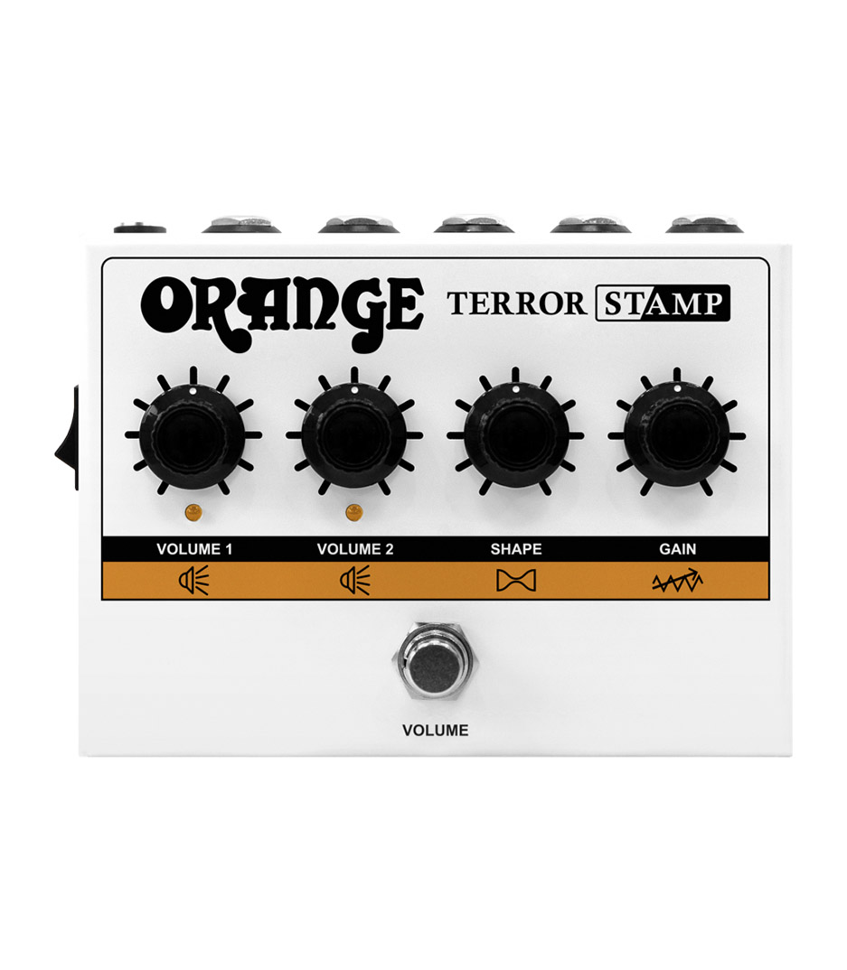 Orange - Terror Stamp 20w Valve Hybrid Guitar Amp Pedal