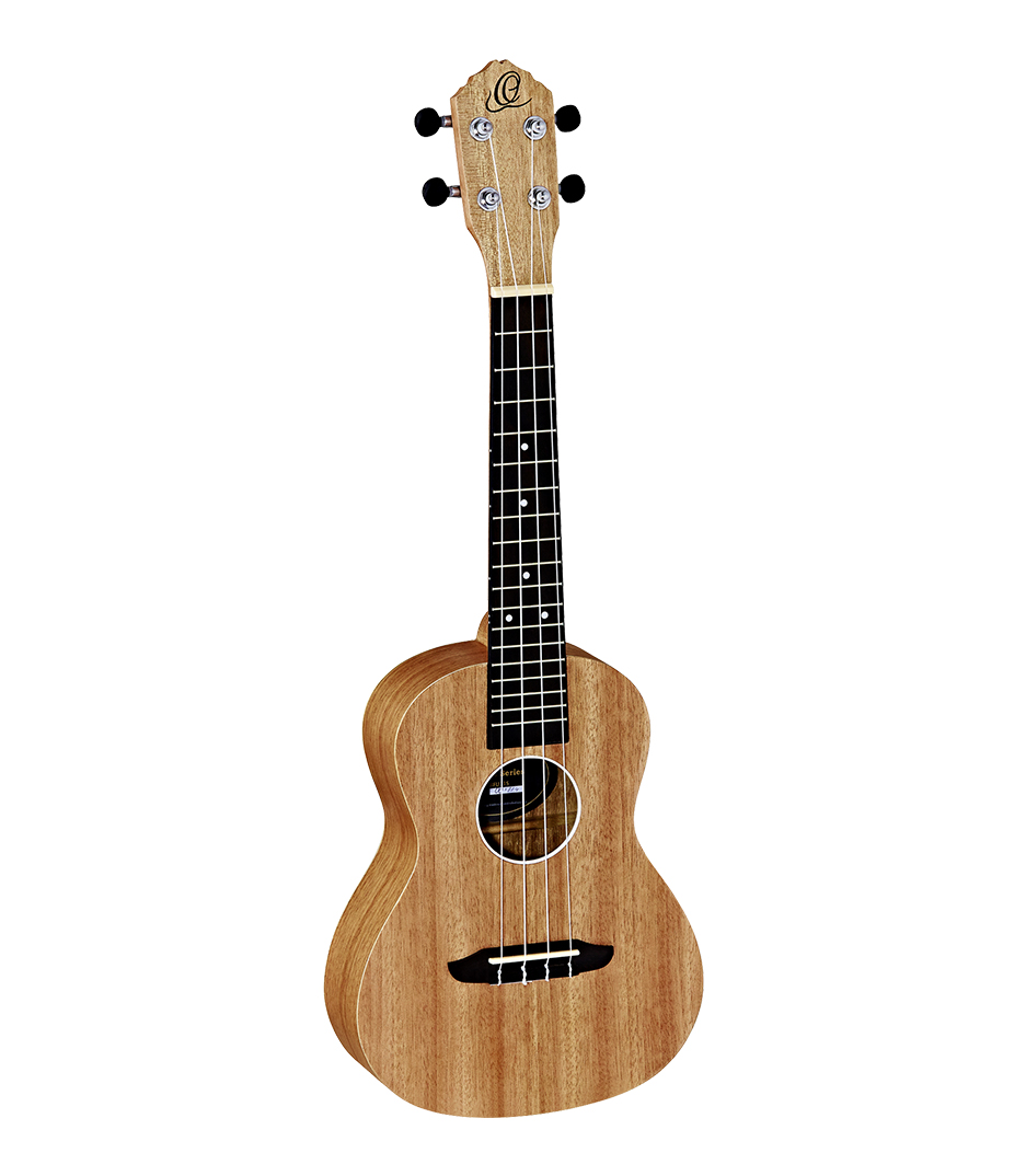 Ortega - RFU11S Friends Series Ukulele Concert Size Natural